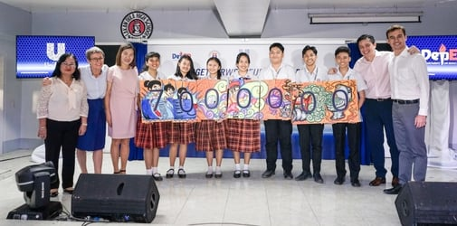 Domex aims to end poor sanitation starting in Philippine schools
