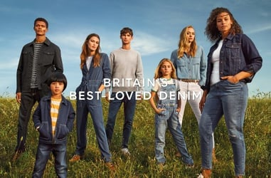 Wear Your Best Ever Denim Fit with Marks and Spencer
