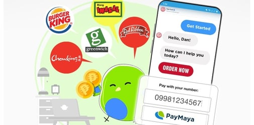 Get twice the perks when you Pay withPayMaya!