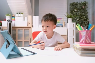 How is Your Child Coping with Online Learning?