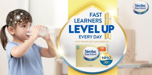 Level up for your child by celebrating every achievement