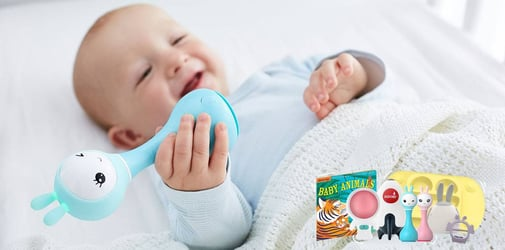 Top 5 Fun and Safe Toys for Babies
