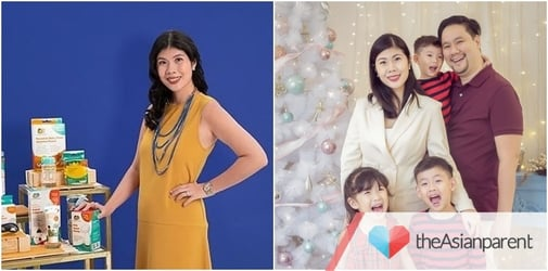 #TAPMAM: Orange and Peach mompreneur Jasslyn Tan on educating and empowering women