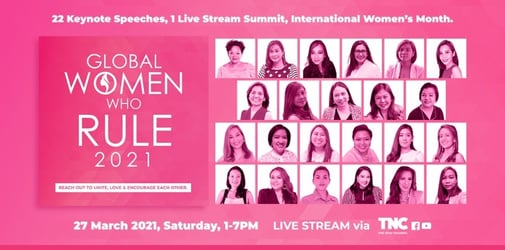 Global Women Who RULE: What does it mean to me and what it can do for you.