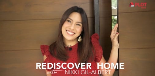 First Look: Celebrity Mom Nikki Gil-Albert Gives us a Glimpse of her Life at Home