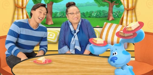 Filipino culture and family traditions take centre stage in special Blue's Clues & You! episode