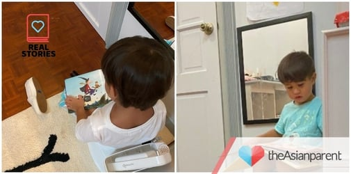 One mom shares how she potty-trained her son in 3 easy steps