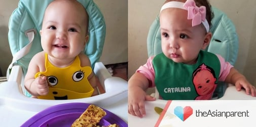 """Baby-led weaning: One mum shares her weaning journey, """"It's an accident waiting to happen!"""""""