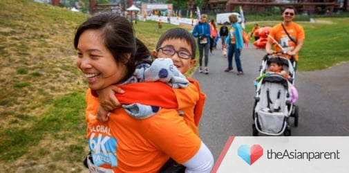 World Vision: Global 6K for Water, stay healthy while giving back