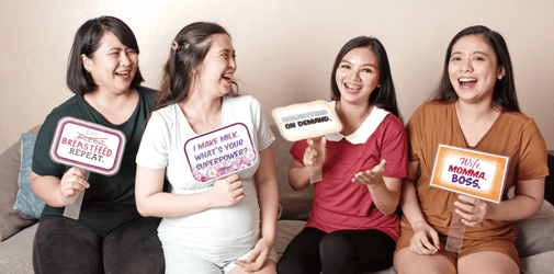 How to Implement Self-Care while Breastfeeding with Valianne's Trends