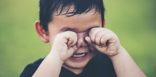 3 Ways to Deal With Your Kids Tantrums