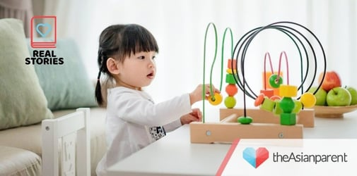 Does speaking two languages at home cause speech delay in toddlers?