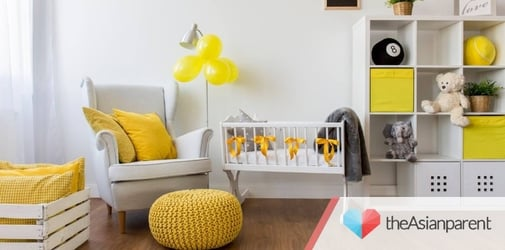 Parent's Guide: 6 essential things you'll need in baby's nursery