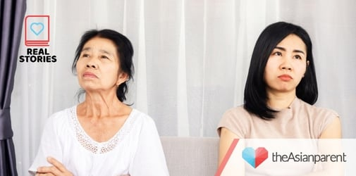 """Mom Confession: """"I feel guilty for hating my mother-in-law around my little one."""""""