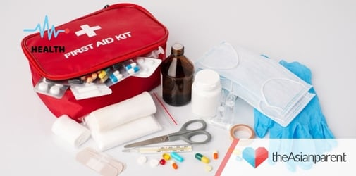 12 things you ABSOLUTELY need in baby's first-aid kit