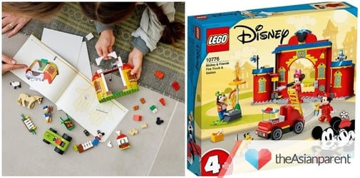 The LEGO Group introduces new LEGO Disney Mickey and Friends range for preschoolers