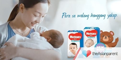 98% of moms agree that huggies diapers keep their baby dry and comfy