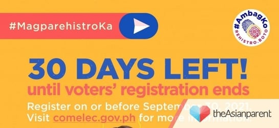 #AmbagKo urges eligible voters to register as deadline looms