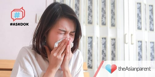 #AskDok: Why do more people catch the flu during the rainy season?