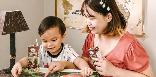 Secrets Moms know to keep kids Growing Strong at home