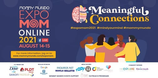 Mommy Mundo Expo Mom Online 2021: Meaningful Connections