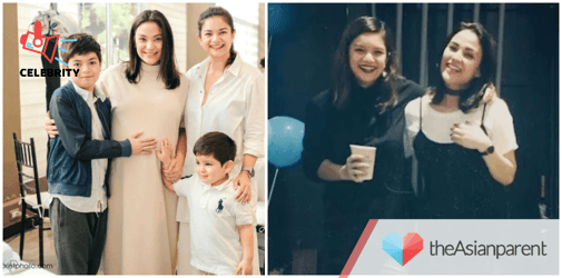 Meryll Soriano and Jerika Ejercito: From having the same ex to co-parenting their kids, Eli and Isaiah