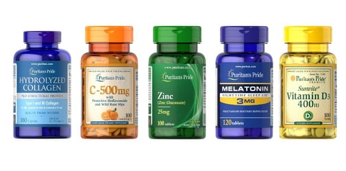Because #HealthIsEveryday: Check out these 5 vitamins you need to power through your 9-5 and beyond