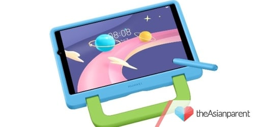 Keep your kids active and bring out their creativity with HUAWEI Kids Products