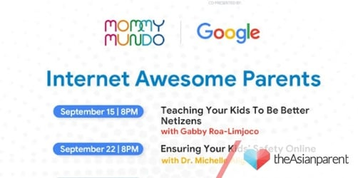 Google and Mommy Mundo announce Internet Awesome Parents webinar series