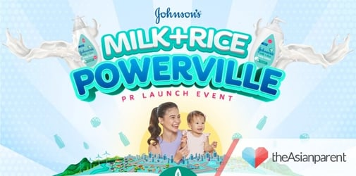 JOHNSON'S® launches upgraded Milk+Rice range through Powerville, providing #PoweredUpProtection for growing babies
