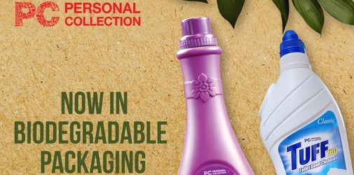 Personal Collection Direct Selling Inc. Launches Biodegradable Packaging on Flagship Products