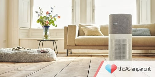 Enjoy Clean Air Indoors for Healthier Living with New Philips Air Purifiers