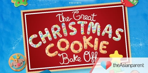 REP is bringing theater and Christmas magic to your home with The Great Christmas Cookie Bake-Off!