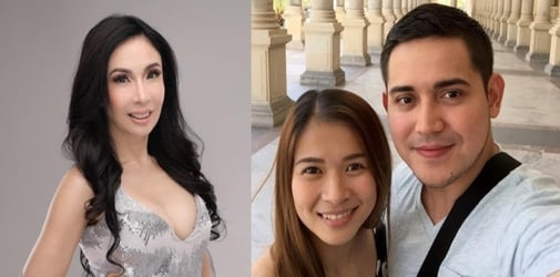 """Giselle Sanchez pinayuhan si Paolo Contis: """"Please don't throw this family away"""""""