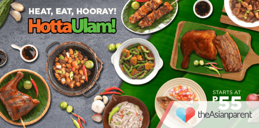 7-Eleven's Php55 to Php79 single-serve ready-to-heat HottaUlam! meals are now available in over 2,000 stores in Luzon
