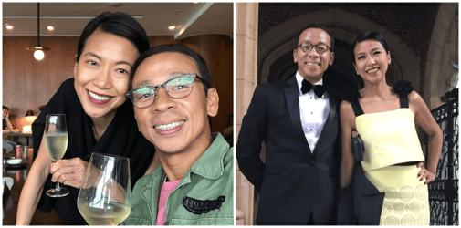 """Kuya Kim has a good relationship with wife—but admits that being together 24/7 caused """"kaunting friction"""""""