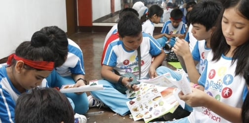 Nestlé Wellness Campus: Empowering students, parents, and teachers to live healthier lives