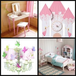 Decorating a Girl's Room
