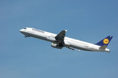 Staffing of female pilots in Lufthansa!