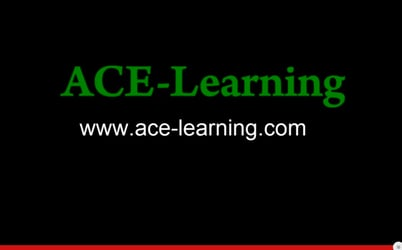ACE Learning: Math E-Learning Resources