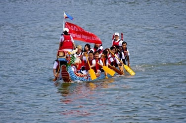 History Of The Dragon Boat Festival: Here's How It Started