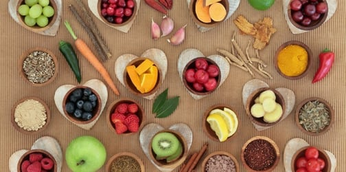 An A – Z Guide To Superfoods That Have Great Health Benefits