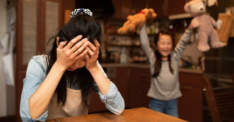 Help! My Kids Are Driving Me Crazy! — Tips On How To Deal With Parenting Stress