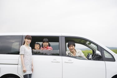 10 tips when traveling by car with children