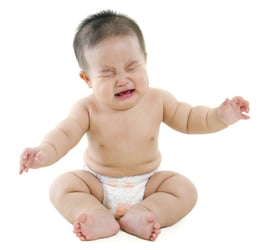 Marriage woes link to baby's sleep troubles