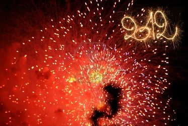 Public Holidays in 2012