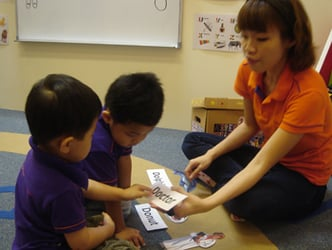 Moving from learning to read to reading to learn