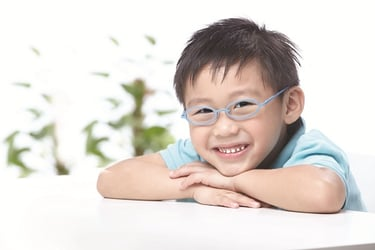Does your kid have Myopia?