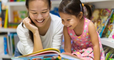 14 National Library Board Recommended Books for P2 Kids