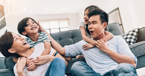 5 Fabulous Reasons to Use Humour in Parenting